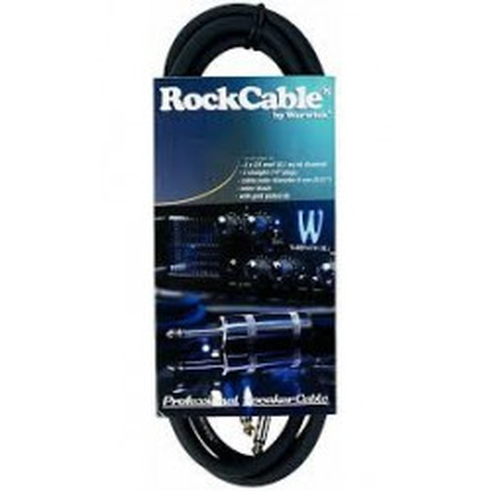 ROCKBAG RCL30405D8 Cable para parlante de 5 metros