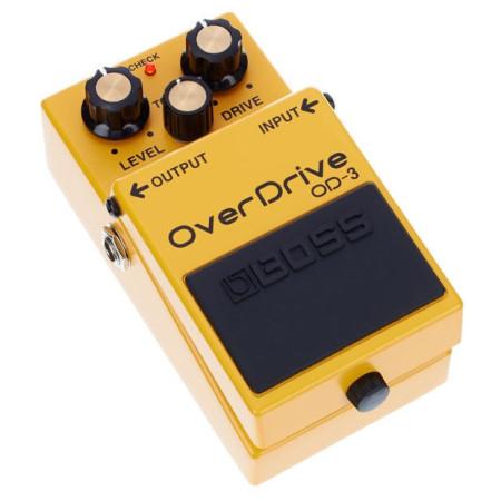 BOSS OD-3 OVERDRIVE Pedal de efecto para guitarra
