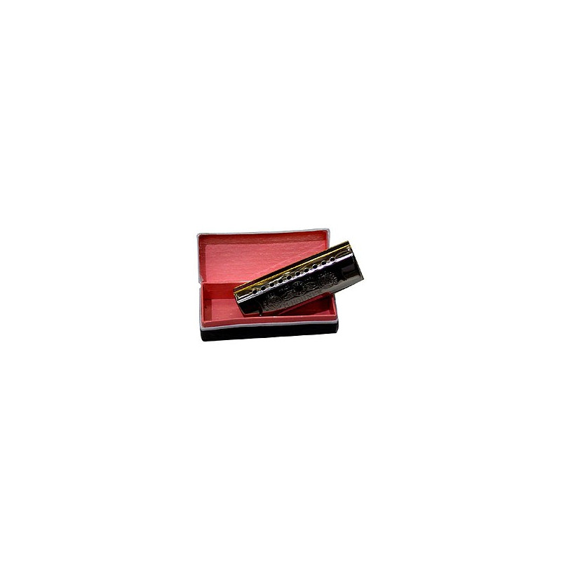 HOHNER PUCK Armonica Diatonica de pequeño formato