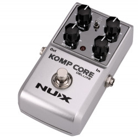 NUX KOMP CORE DELUXE Pedal compresor para guitarra