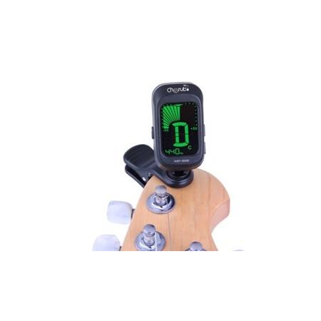 CHERUB WST-2058C Afinador de pinza para guitarra