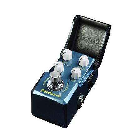 JOYO JF312 PIPEBOMB Compresor para guitarra