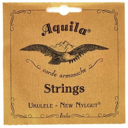 AQUILA 23U NEW NYLGUT Encordado para ukelele baritono