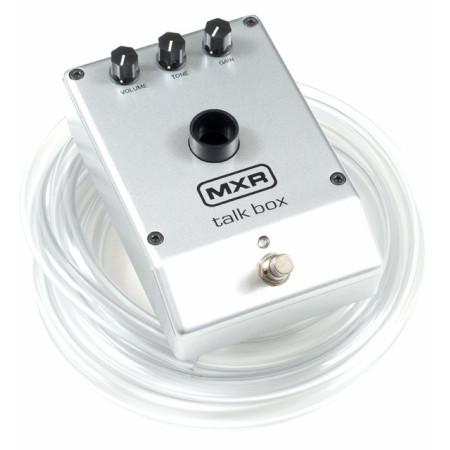 MXR M222 TALK BOX Pedal de efectos vocales para guitarra eléctrica