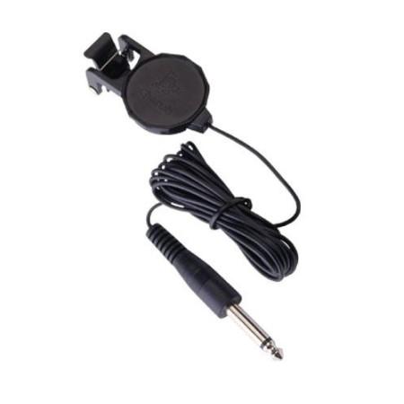 CHERUB WCP60G Micrófono de contacto guitarra acústica y ukelele