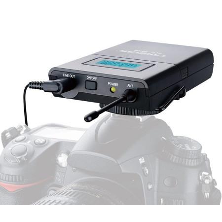 TAKSTAR SGC-100W Microfono UHF para camaras