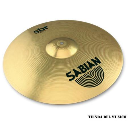 "SABIAN SBR RIDE DE 20"" Platillo para bateria en brass"