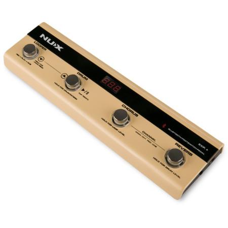 NUX NMP-4 Pedal controlador para Stageman