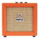 ORANGE CRUSH MINI Amplificador de 3W para guitarra