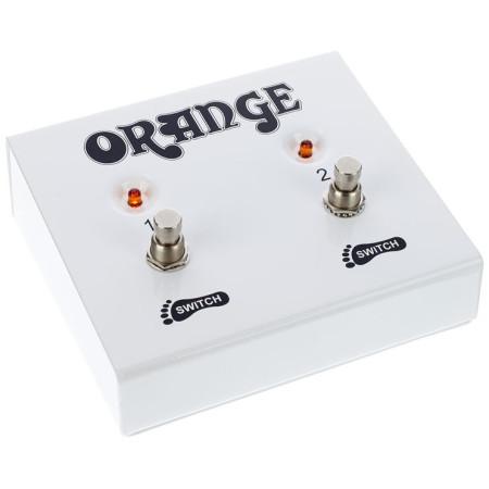 ORANGE FS-2 Pedal foot Switch doble