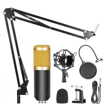 FZONE BM-800 Kit de Micrófono completo