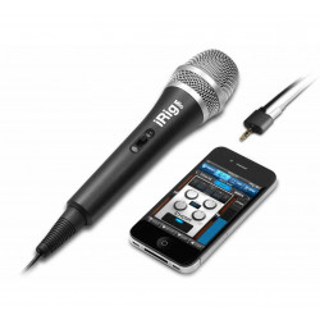 IK MULTIMEDIA IRIG MIC Microfono Portatil