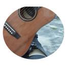 FLANGER FA80 Soporte de guitarra multifuncional