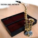 TARTARUGA SAM Miniatura de Saxofon Alto