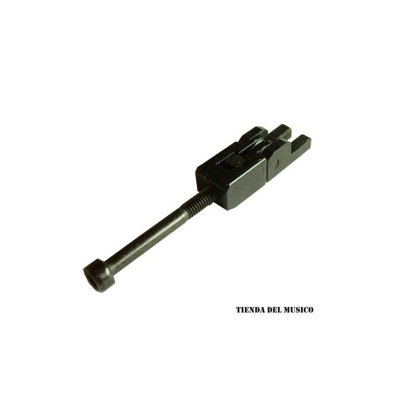 VORSON PS113 Carrito para puente de guitarra con microafinación