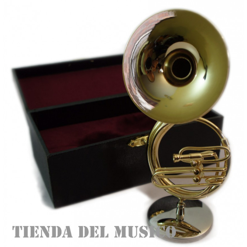TARTARUGA ST Miniatura de Saxofon tenor