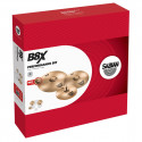 SABIAN AAX X-PLOTION PACK Platillos 14, 16 , 18 y 21 para bateria profesional