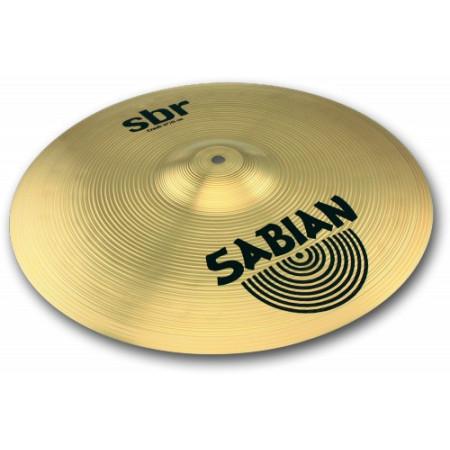 SABIAN SBR CRASH DE 16 Platillo para bateria en brass
