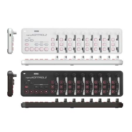 KORG NANOKONTROL 2 Controlador USB Ultradelgado