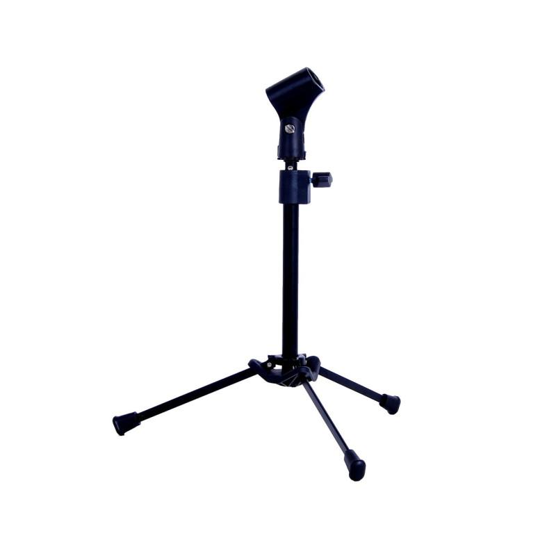 HAMILTON KB810M Atril de mesa para microfono con sistema de altura ajustable