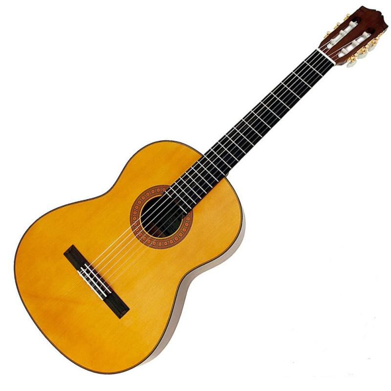 YAMAHA C40 Guitarra clásica con cuerdas de nylon