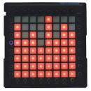 MIDIPLUS SMART PAD Controlador de samples con 64 pads tactiles