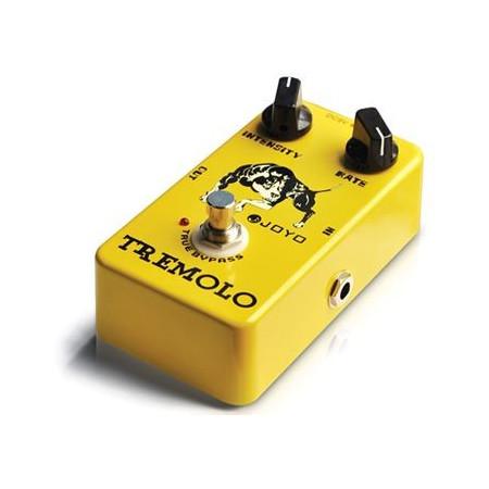 JOYO JF-09 TREMOLO Pedal de efecto para guitarra eléctrica true by pass