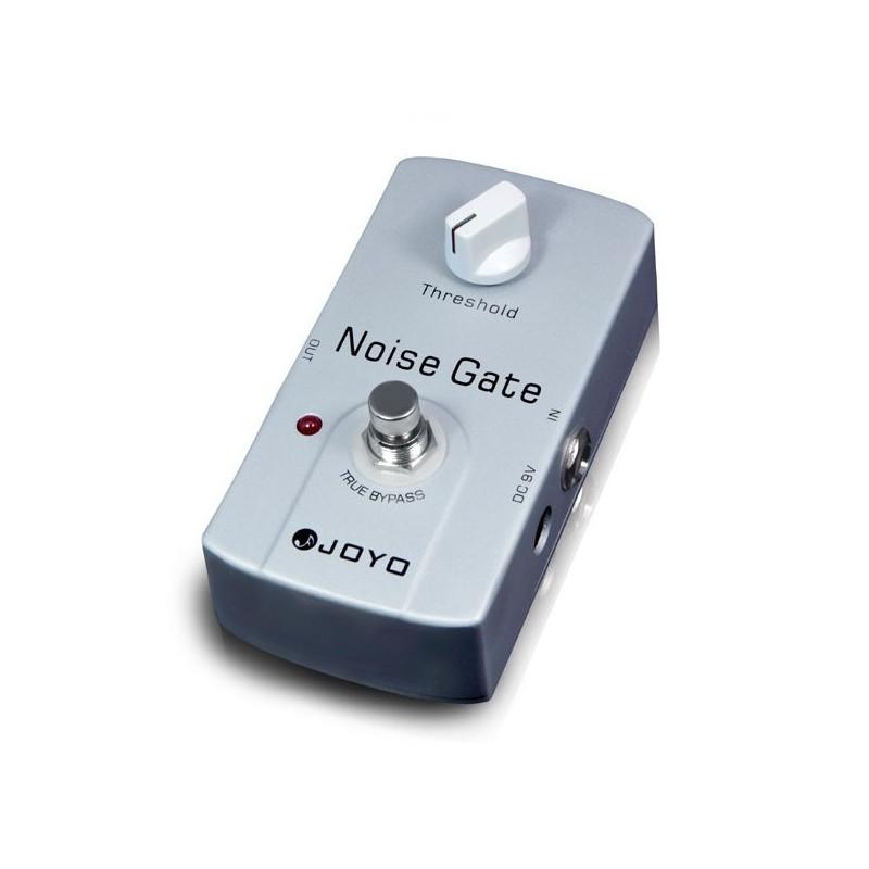JOYO JF31 NOISE GATE Pedal reductor de ruidos para guitarra