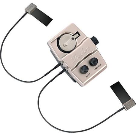 SHADOW SH-955 Micrófono para cello con pre amp activo y microfono piezo