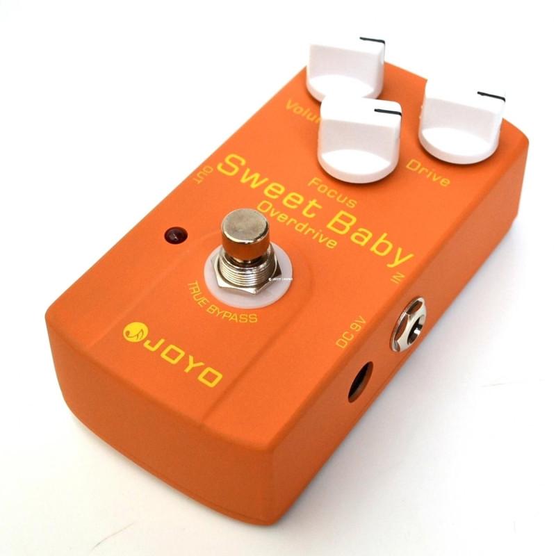 JOYO JF36 SWEET BABY pedal overdrive para guitarra