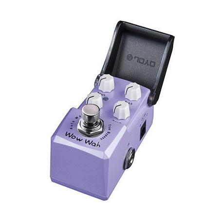 JOYO JF-322 WOW WAH Pedal simulador de amplificador mesa boogie para guitarra electrica