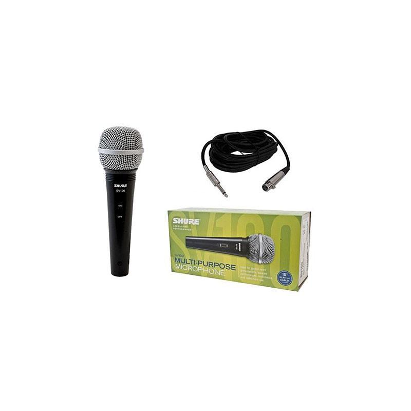 SHURE SV100 Microfono dinamico Cardioide
