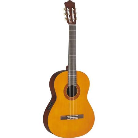 YAMAHA CX40 Guitarra electro-acustica clásica con cuerdas de nylon
