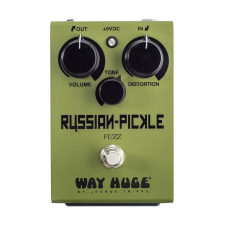 WAY HUGE WHE 408 RUSSIAN PICKLE Pedal fuzz para guitarra