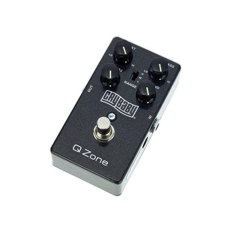 JIM DUNLOP CSP030 Q ZONE Pedal wah automatico para guitarra