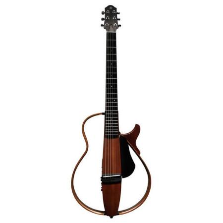 YAMAHA SLG200S Guitarra silenciosa electroacustica cuerdas Acero