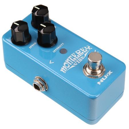 NUX MONTERREY NRV-2 MINI CORE Pedal de efecto vibe para guitarra