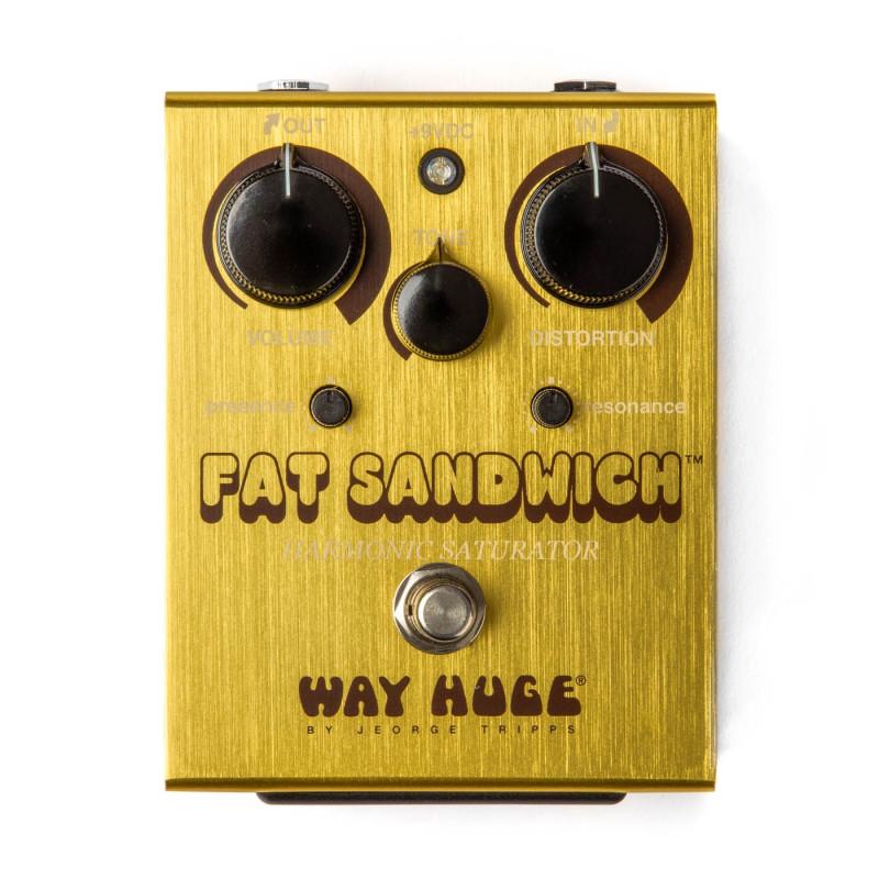 WAY HUGE WHE301 FAT SANDWICH DISTORTION Pedal para guitarra