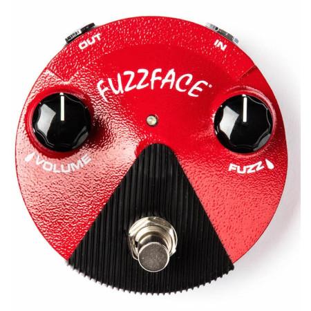 JIM DUNLOP GERMANIUM FUZZ FACE MINI FFM2 Pedal para guitarra